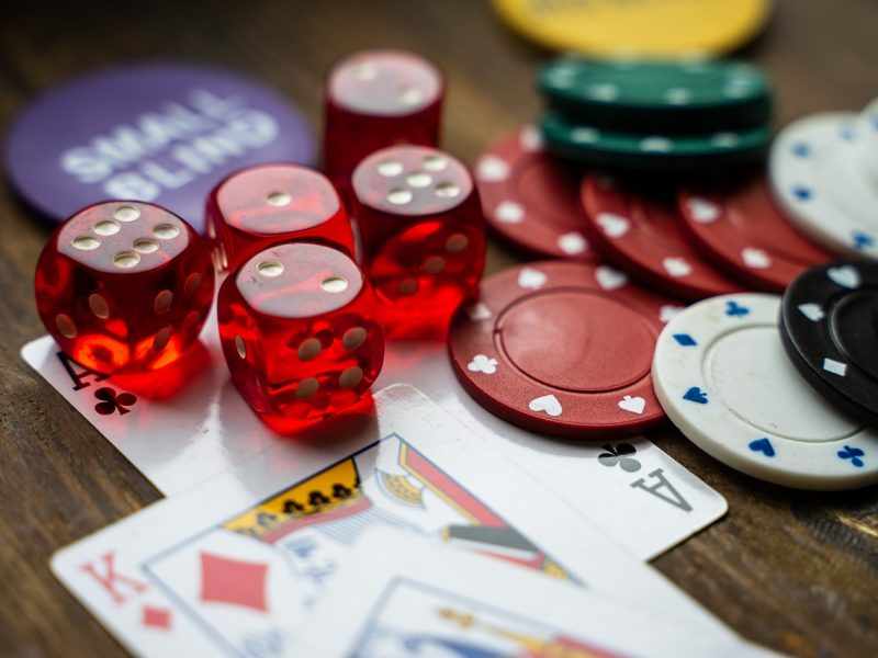 Seven Quite Simple Issues You Can Do To Save Casino