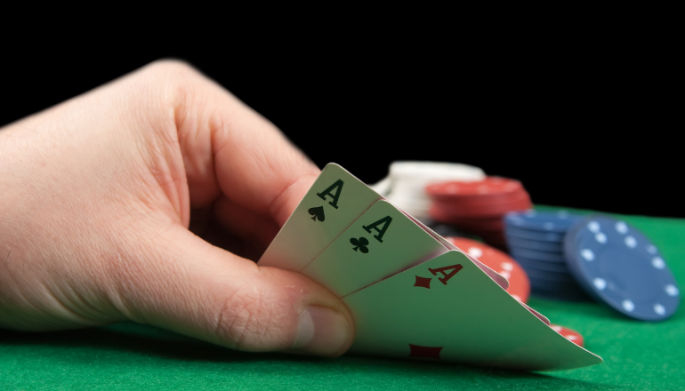 What You Can Study From Invoice Gates About Casino